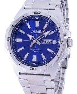 カシオ照明アナログ クオーツ MTP-E203D-2AV MTPE203D-2AV メンズ腕時計