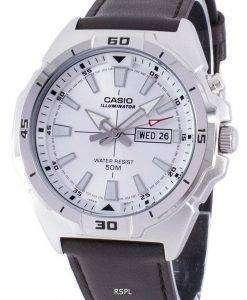 カシオ照明アナログ クオーツ MTP E203L 7AV MTPE203L 7AV メンズ腕時計