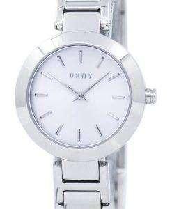 ダナキャラン スタンホープ水晶アナログ NY 2398 レディース腕時計