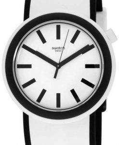 スウォッチ オリジナル Popmoving アナログ クオーツ PNW100 メンズ腕時計