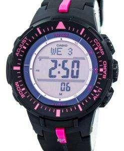 カシオ プロトレック トリプル センサー ソーラー PRG 300 1A4 腕時計