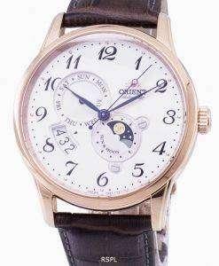 オリエント自動太陽と月の RA AK0001S00B メンズ腕時計