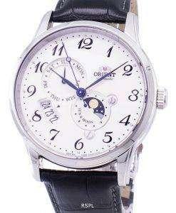 オリエント自動太陽と月日本 RA AK0003S00B メンズ腕時計