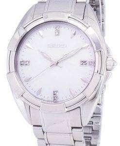 セイコー クオーツ ダイヤモンド アクセント SKK885 SKK885P1 SKK885P レディース腕時計