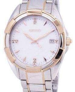 セイコー クオーツ ダイヤモンド アクセント SKK888 SKK888P1 SKK888P レディース腕時計