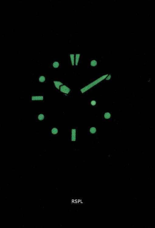 セイコー 5 スポーツ自動比茶色の革 SNZF15K1 LS7 メンズ腕時計