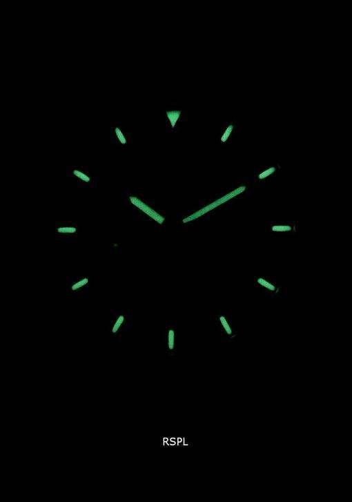 セイコー 5 スポーツ自動日本製比茶色の革 SNZG09J1 LS7 メンズ腕時計