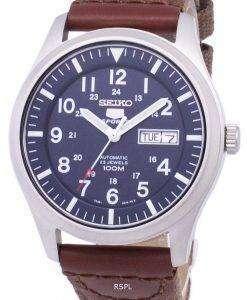 セイコー 5 スポーツ自動キャンバス ストラップ SNZG11K1 NS1 メンズ腕時計