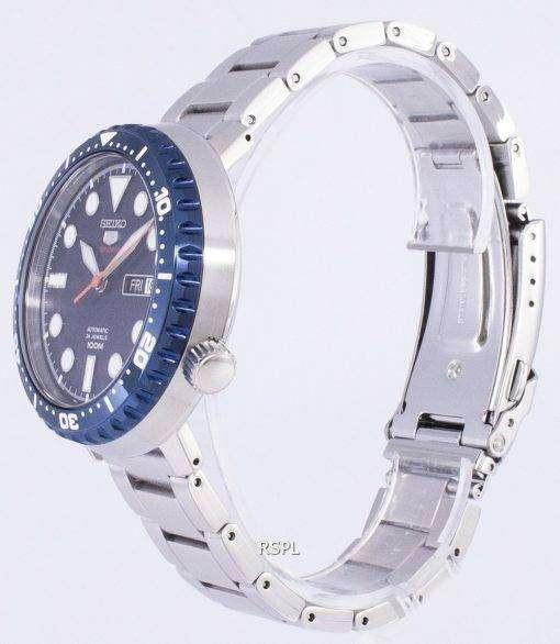 セイコー 5 スポーツ ボトル キャップ自動 SRPC63 SRPC63K1 SRPC63K メンズ腕時計