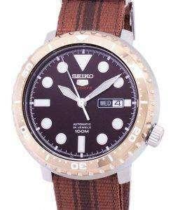 セイコー 5 スポーツ ボトル キャップ自動 SRPC68 SRPC68K1 SRPC68K メンズ腕時計