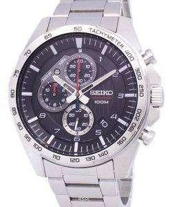 セイコー クロノグラフ タキメーター石英 SSB319 SSB319P1 SSB319P メンズ腕時計