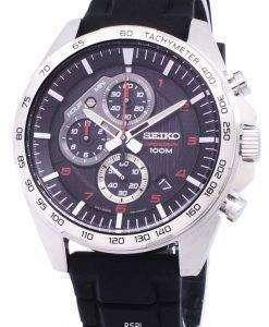 セイコー Motosportz クロノグラフ クォーツ SSB325 SSB325P1 SSB325P メンズ腕時計