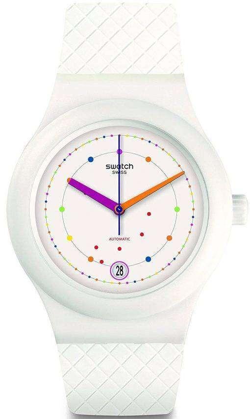 スウォッチ オリジナル Sistem ポルカ自動 SUTW403 メンズ腕時計