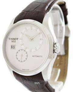 ティソ T 傾向のクチュリエ自動 T035.428.16.031.00 メンズ腕時計