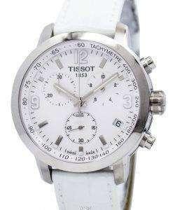 ティソ PRC 200 クォーツ クロノグラフ T055.417.16.017.00 メンズ腕時計