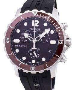 ティソ T-スポーツ Seastar 1000 クロノグラフ 300 M T066.417.17.057.01 T0664171705701 メンズ腕時計