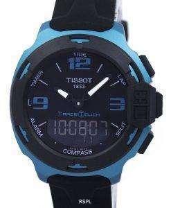 ティソ T シャツレース タッチ アラーム クオーツ T081.420.97.057.04 T0814209705704 メンズ腕時計
