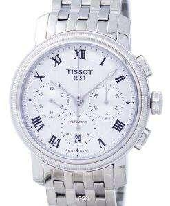 ティソ T-クラシック ブリッジ クロノグラフ自動 T097.427.11.033.00 T0974271103300 メンズ腕時計