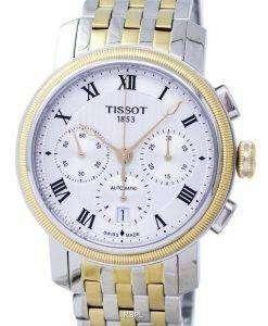 ティソ T-クラシック ブリッジ クロノグラフ自動 T097.427.22.033.00 T0974272203300 メンズ腕時計