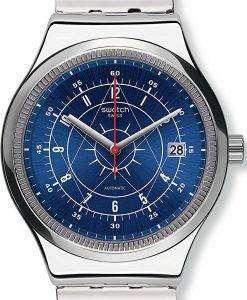 スウォッチ アイロニー Sistem 北方自動 YIS401G メンズ腕時計