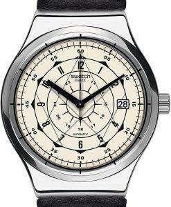 スウォッチ アイロニー Sistem 魂自動 YIS402 メンズ腕時計