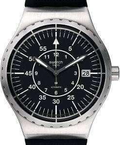 スウォッチ アイロニー Sistem 矢印自動 YIS403 メンズ腕時計