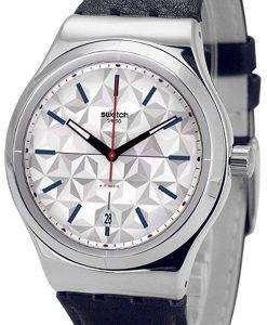 スウォッチ アイロニー Sistem パズル自動 YIS408 メンズ腕時計