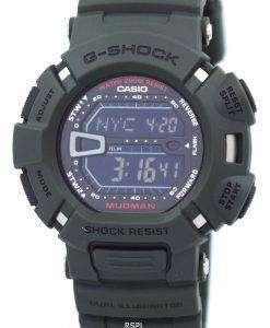 カシオ G-ショック 3 v Mudman G-9000-G9000-3 v G 9000 G9000