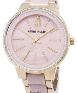 アン ・ クライン石英 1412BMGB レディース腕時計