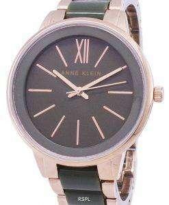 アン ・ クライン石英 1412OLRG レディース腕時計