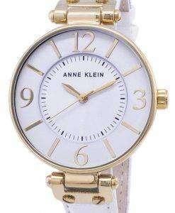 アン ・ クライン石英 9168WTWT レディース腕時計