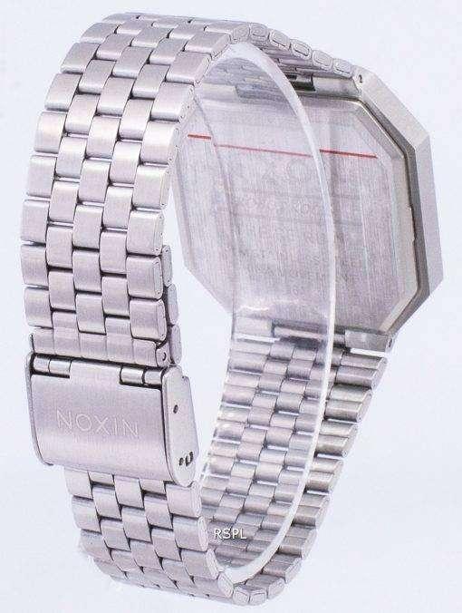 ニクソン リランのデュアル タイム アラーム デジタル A158-000-00 メンズ腕時計