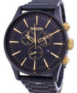 ニクソン歩哨クロノクォーツ A386-1041-00 メンズ腕時計
