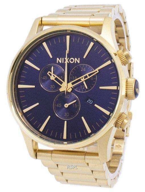 ニクソン歩哨クロノクォーツ A386-1922-00 メンズ腕時計