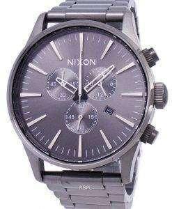 ニクソン歩哨クロノクォーツ A386-632-00 メンズ腕時計