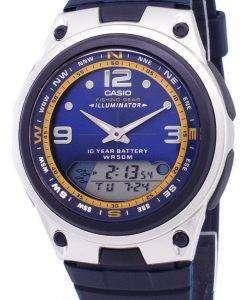 照明 AW 82 2AVDF AW-82-2AV メンズ腕時計を釣りギアをカシオ アナログ デジタル