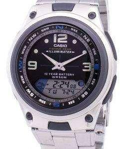 照明 AW 82D 1AVDF AW 82D 1AV メンズ腕時計を釣りギアをカシオ アナログ デジタル
