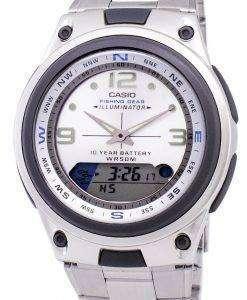 照明 AW 82D 7AVDF AW 82D 7AV メンズ腕時計を釣りギアをカシオ アナログ デジタル