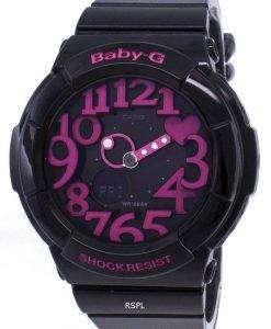 カシオ ベビー G ネオン照明アナログ デジタル BGA-130-1 b レディース腕時計