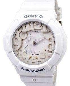 カシオベビー-G アナログ デジタル ネオン照明 BGA 131 7B レディース腕時計