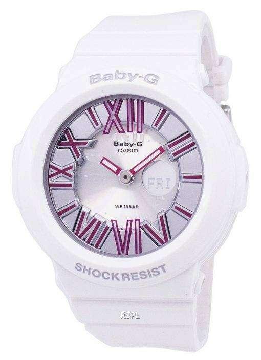 カシオベビー-G ネオン照明 BGA 160 7B2DR レディース腕時計