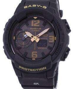 カシオ ベビー G アナログ デジタル世界時間 BGA-230-1 b BGA230 1B レディース腕時計