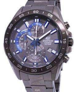 カシオ エディフィス クロノグラフ クォーツ低公害車 550GY 8AV EFV550GY 8AV メンズ腕時計