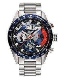 牡羊座金刺激 Jolter 石英 G 7008 S BU メンズ腕時計