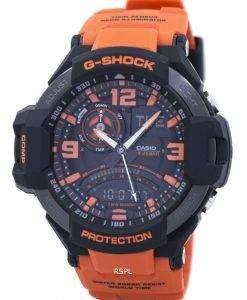 カシオ G ショック Gavitymaster ネオン照明アナログ デジタル GA-1000年-4 a メンズ腕時計