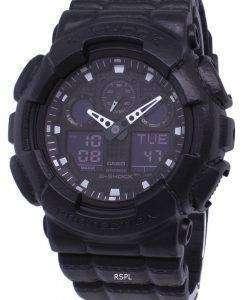 カシオ G-ショック アナログ デジタル 200 M GA100BT 1 a GA-100 bt-1 a メンズ腕時計