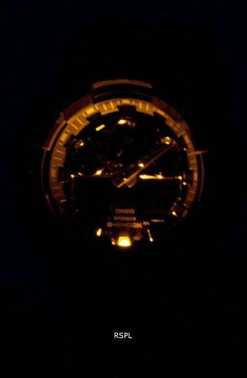 カシオ G-ショック迷彩シリーズ アナログ デジタル GA-100 CM-8 a メンズ腕時計