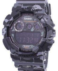 カシオ G ショック デジタル迷彩シリーズ GD 120 CM 8 メンズ腕時計