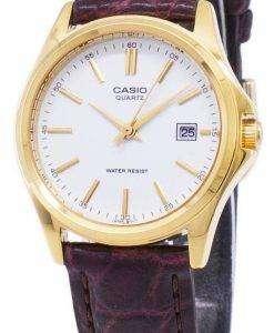 カシオ石英アナログ LTP 1183Q 7ADF 7 a LTP-1183Q 女性の腕時計