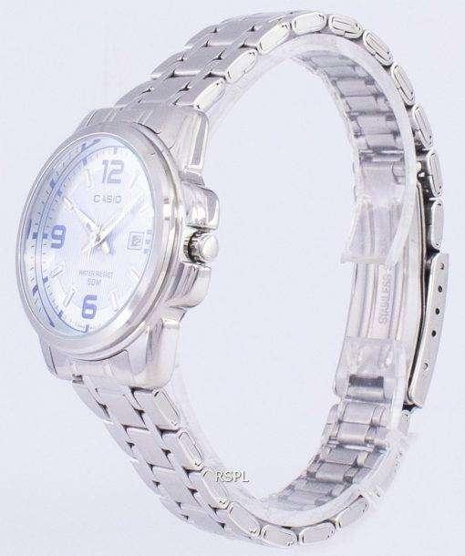 カシオ Enticer アナログ クオーツ LTP 1314 D 2AVDF LTP-1314 D-2AV レディース腕時計